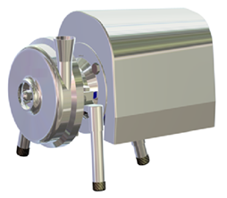Sanitary Pumps Conical Outer Jacket