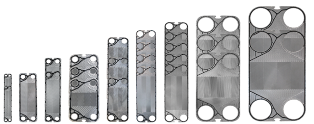 Heat Exchanger Plates