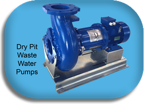 Dry Pit Waste Water Pumps