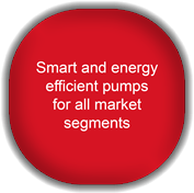 Smart and energy efficient pumps for all market segments