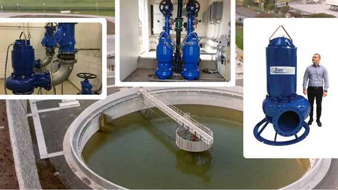 Waste Water Pumps